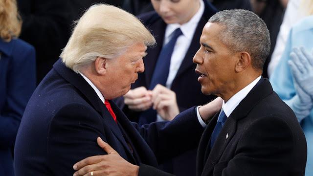 Obama se enoja por las acusaciones de 'espionaje' lanzadas por Trump contra él