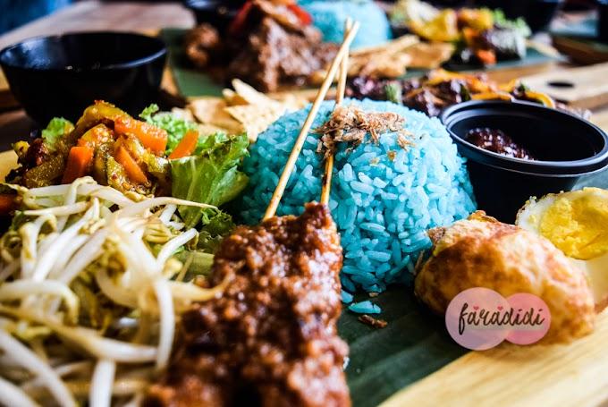 Nasi Kerabu Riang Ria Ramadan di SDS Cafe!