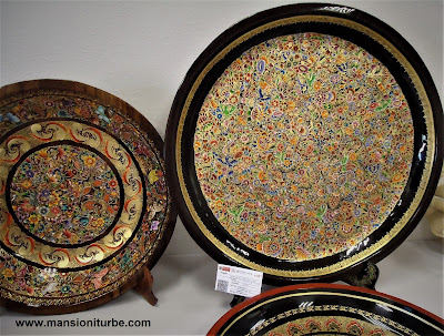 Laquerware from Patzcuaro