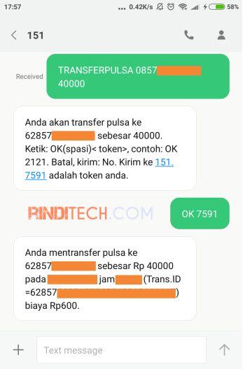 Cara Transfer Pulsa Dari Telkomsel Ke Indosat : transfer, pulsa, telkomsel, indosat, Mengirim, Transfer, Pulsa, Kartu, Indosat, Rindi