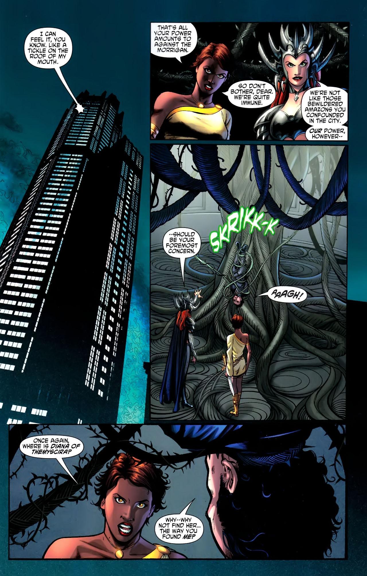 Read online Wonder Woman (2006) comic -  Issue #611 - 2