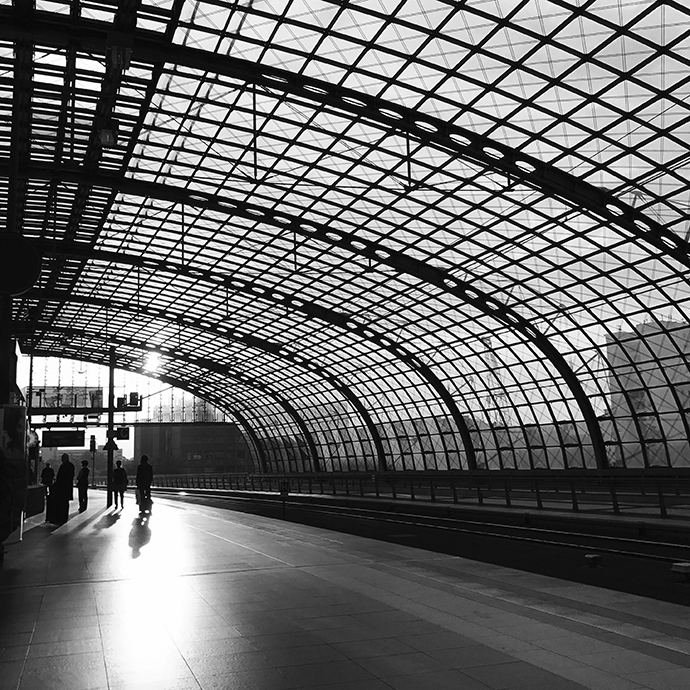 Berlin | Hauptbahnhof