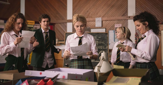 Los Lunes Seriéfilos Derry Girls