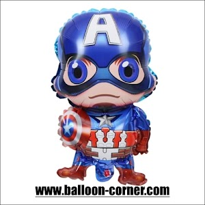 Balon Foil CAPTAIN AMERICA