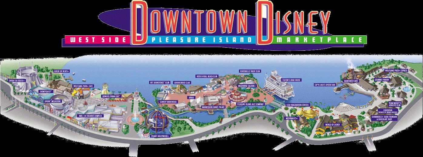 Downtown Disney Springs