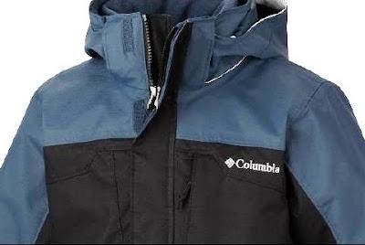 Columbia VERTEX Rain Jackets for men