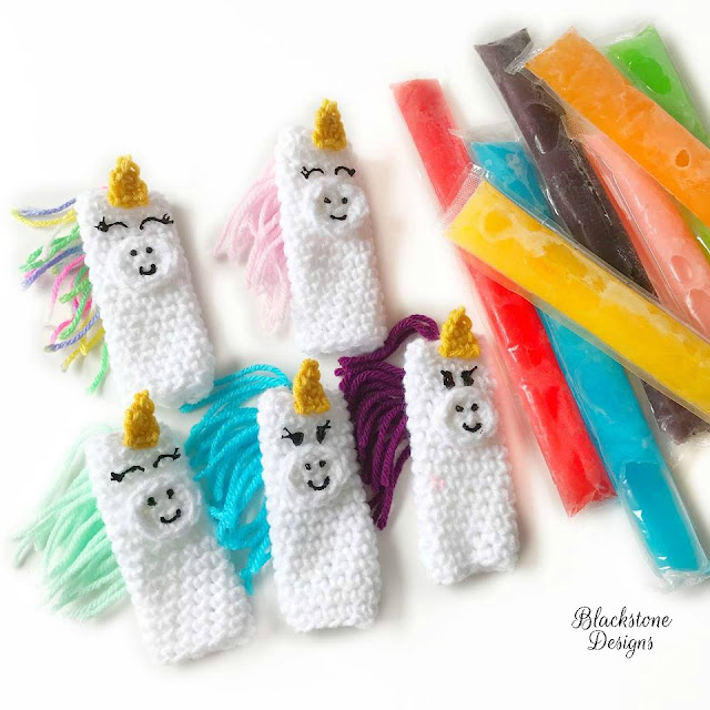 Popsicles Holders crochet pattern