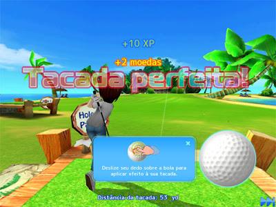 image002 Let's Golf! 3 chega com os cenários mais inusitados