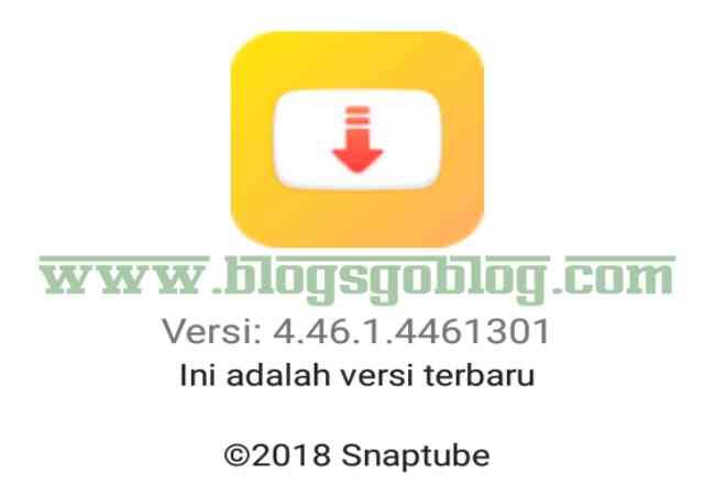 Cara Snaptube Pro Apk Mod VIP v4.46.1.4461301 Premium Terbaru