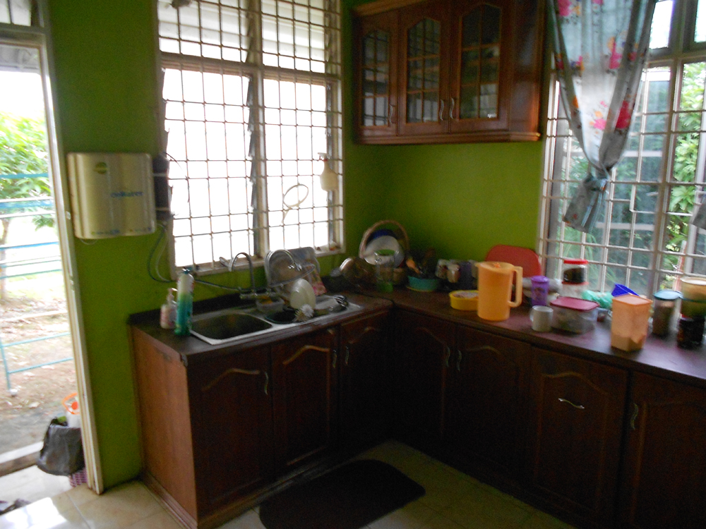 Alamualai Semua Ini Projek Kabinet Dapur Terbaru Tuan Rumah Buat Keputusan Untuk Membuat Top Konkret Sebab Kayu Lama Sudah
