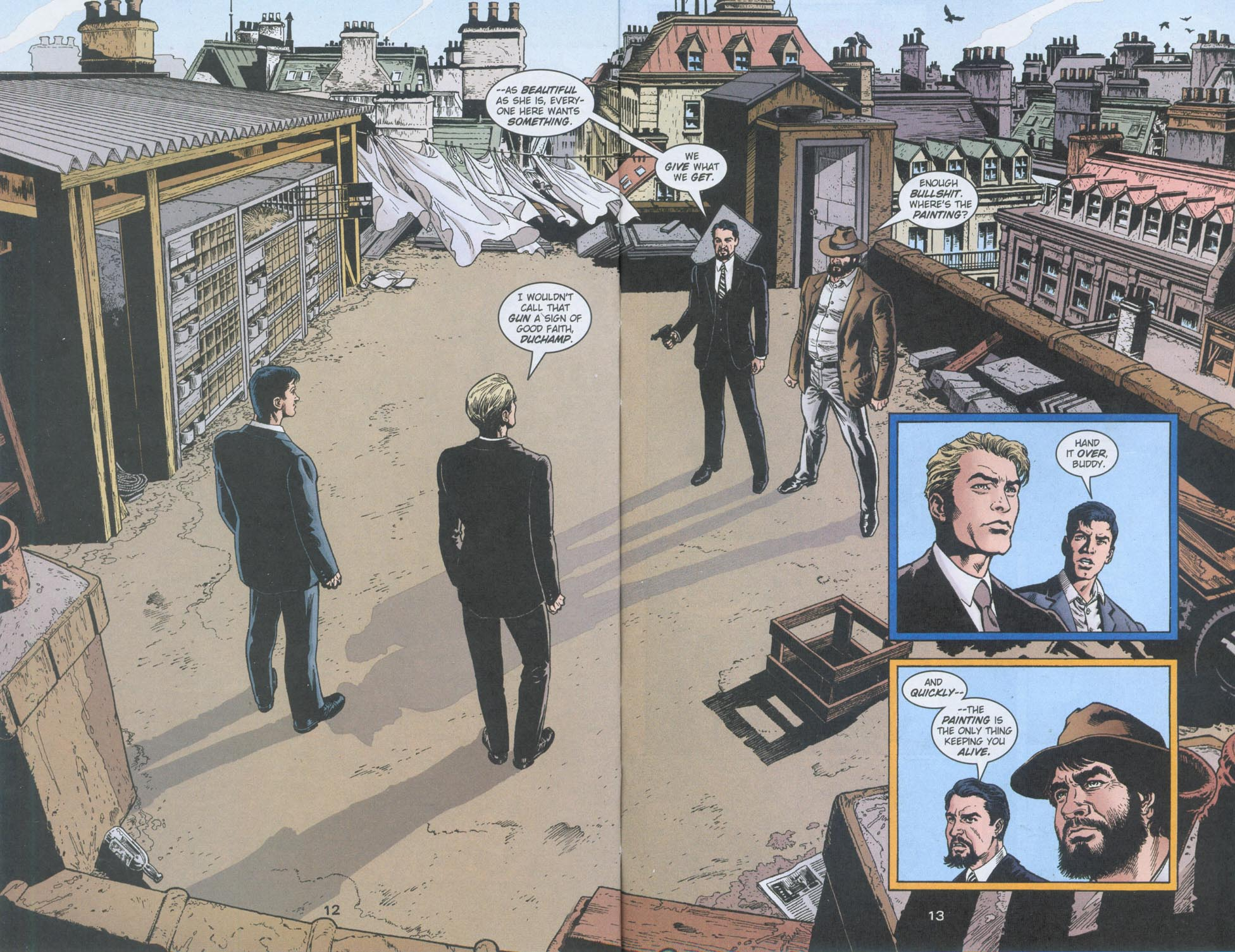 Read online American Century comic -  Issue #16 - 13