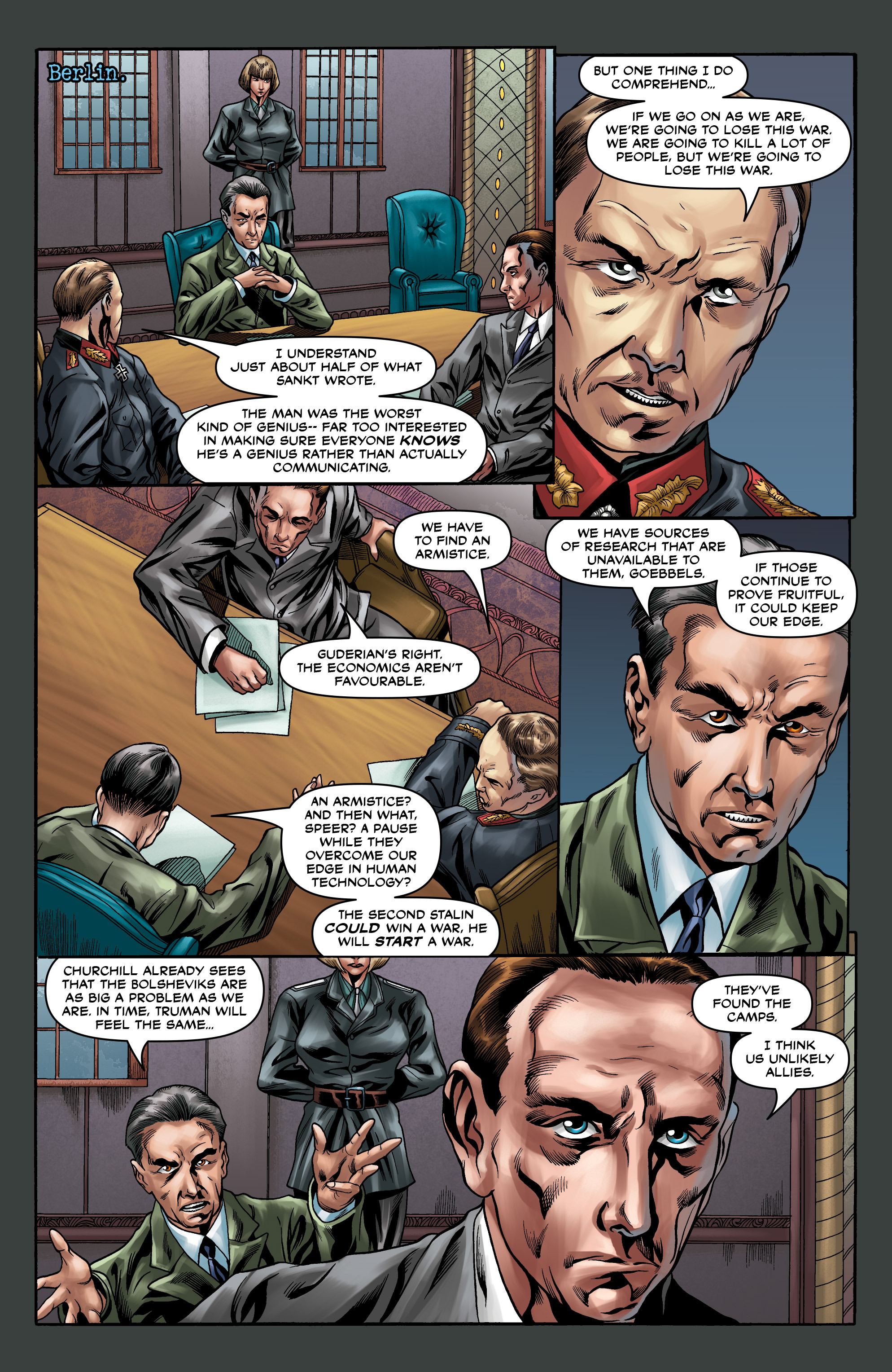 Read online Uber comic -  Issue #10 - 12