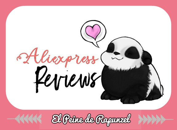 Aliexpress Review: Cepillos Tangle Teezer (Fake)