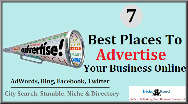 7 best places to advertise your business online in budget