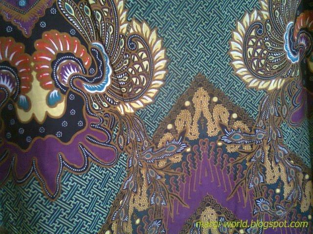Contoh Gambar Batik Yang Sederhana - Contoh Oliv