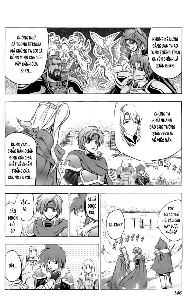Fire Emblem - Hasha no Tsurugi chap 020 trang 8
