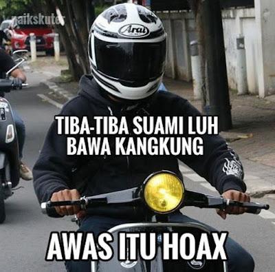 15 Meme 'Hoax' Ini Kocaknya Kebangetan Bakalan Bikin Kita Hati-hati