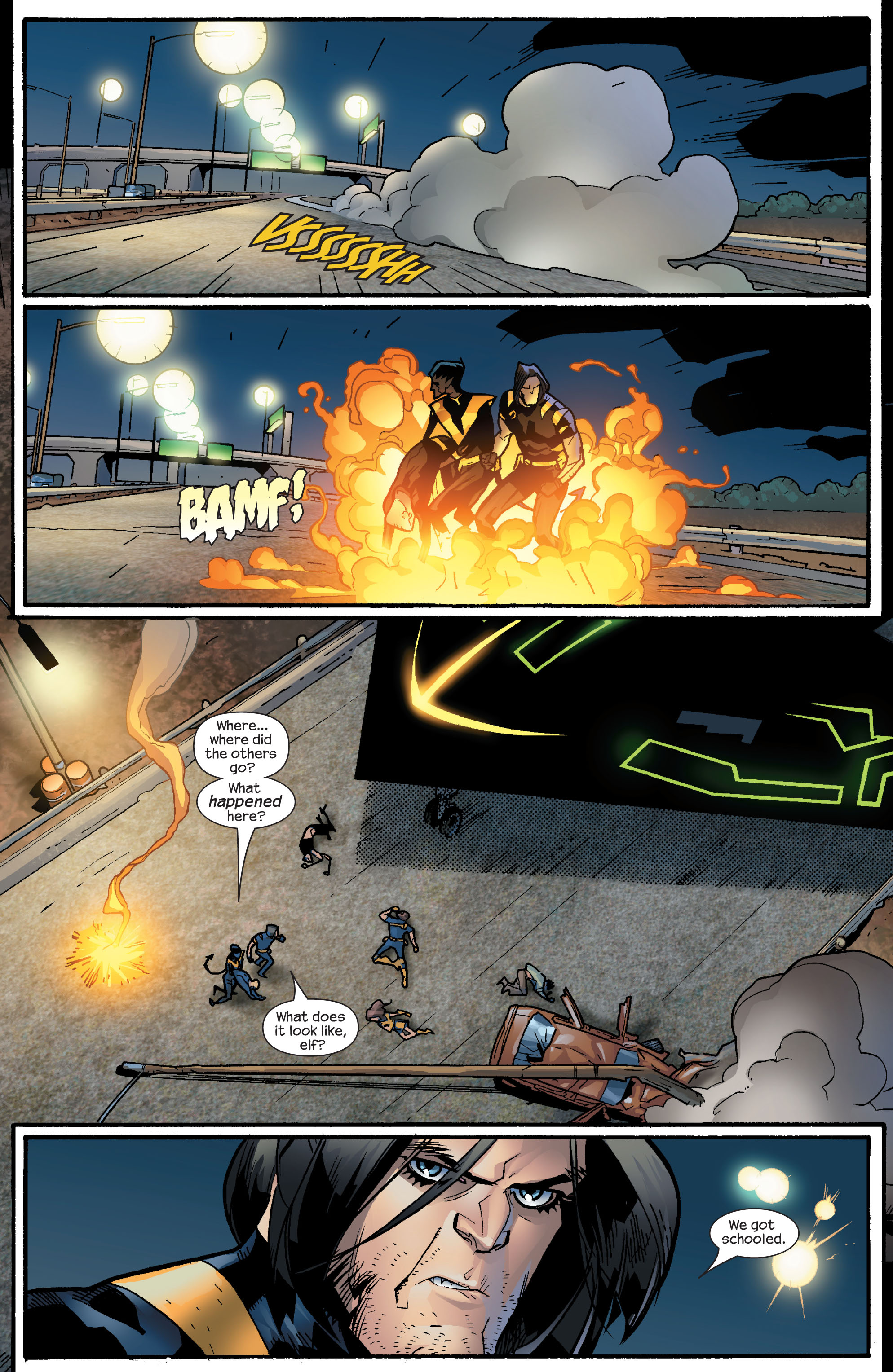 Read online Ultimate X-Men comic -  Issue #63 - 20