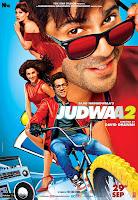 Judwaa 2 (2017) Full Movie [Hindi-DD5.1] 720p DVDRip ESubs Download