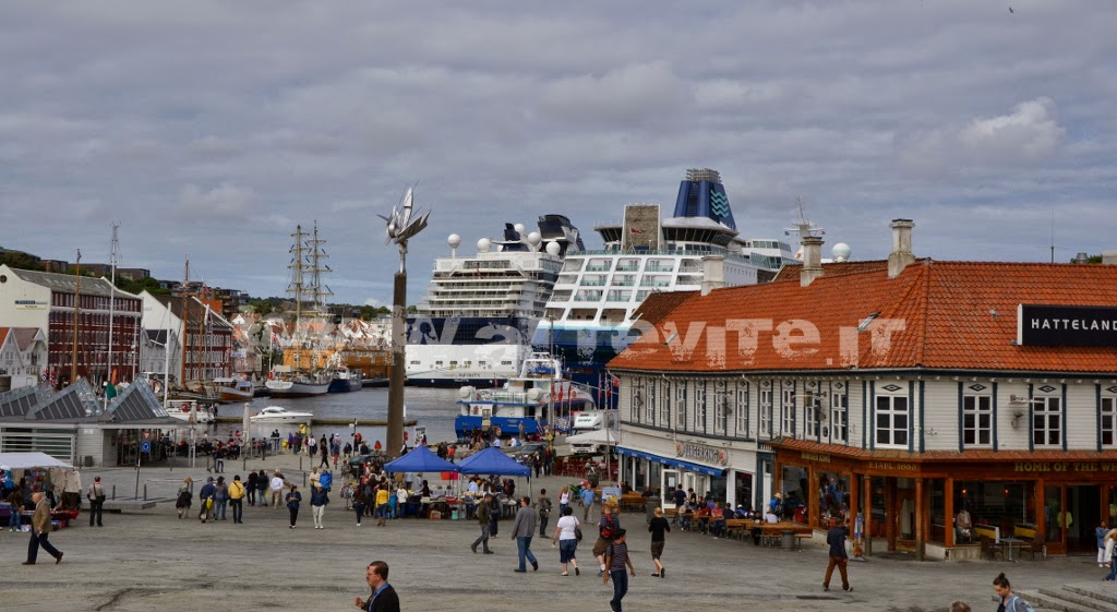 navi crociera Stavanger