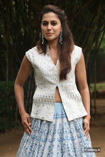 Actress Ranya Rao Stills at Wagah Movie Press Meet