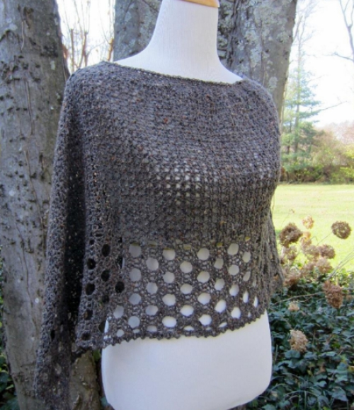 Kelley's Ponchito - Free Pattern