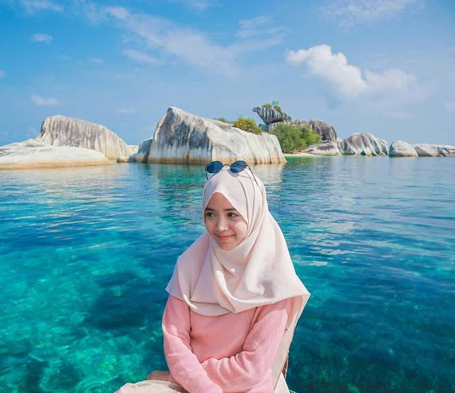 piknik ke pulau belitung