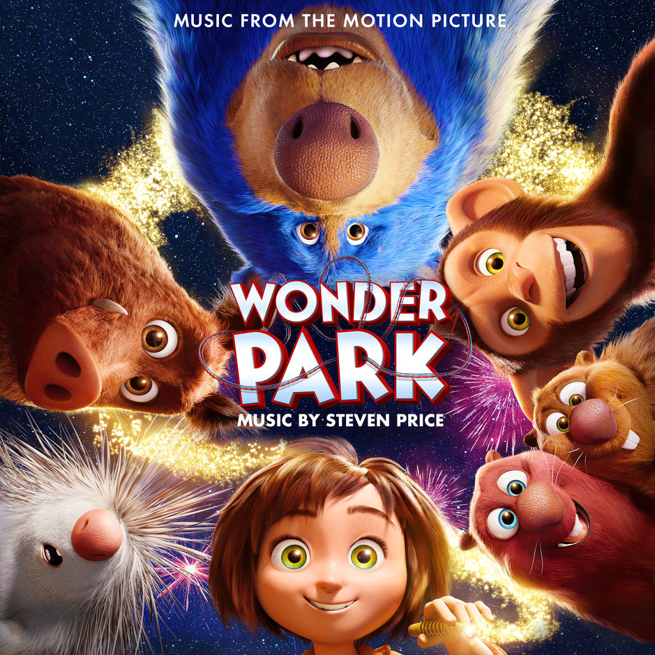 Steven Price Wonder Park Original Motion Picture