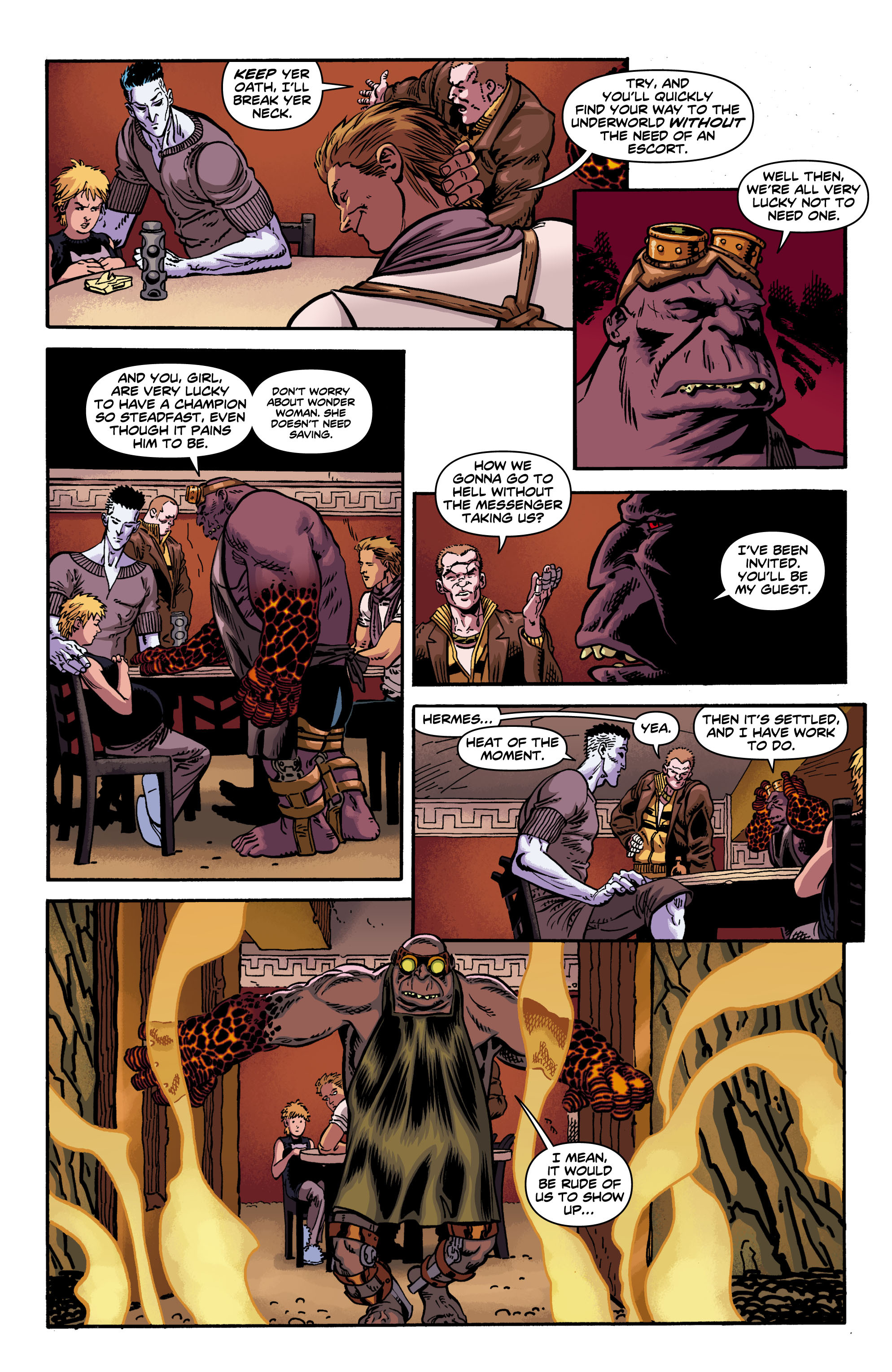 Read online Wonder Woman (2011) comic -  Issue #9 - 6