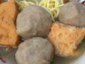 Kuliner Indonesia - Bakso Malang
