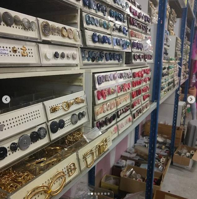 lot de boutons anciens mercerie