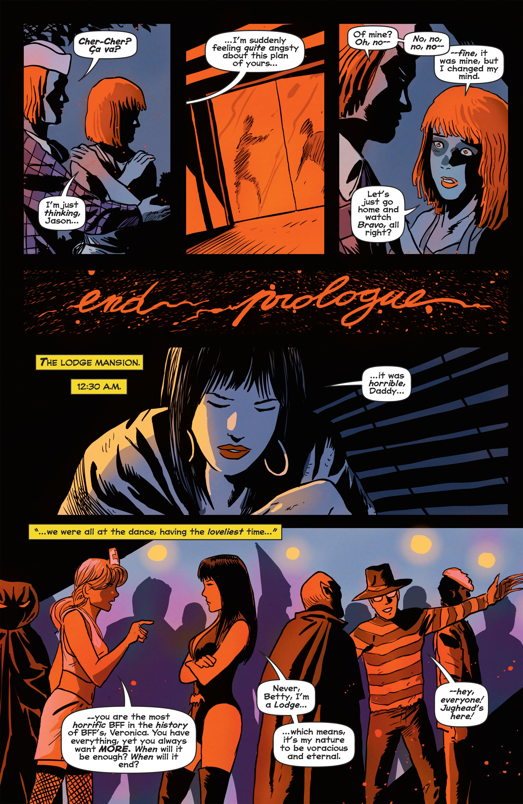 Read online Afterlife with Archie comic -  Issue #2 - 6