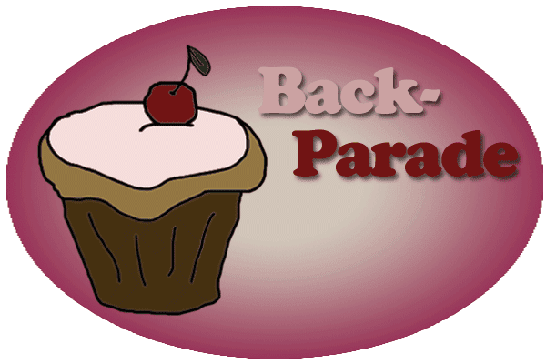 Back Parade Marzipan Kuchen