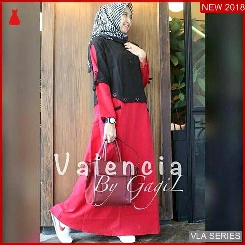 VLA013V80 Model Dress Valencia Bd Murah BMGShop
