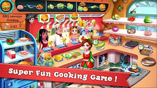 Download Rising Super Chef 2 Mod Apk