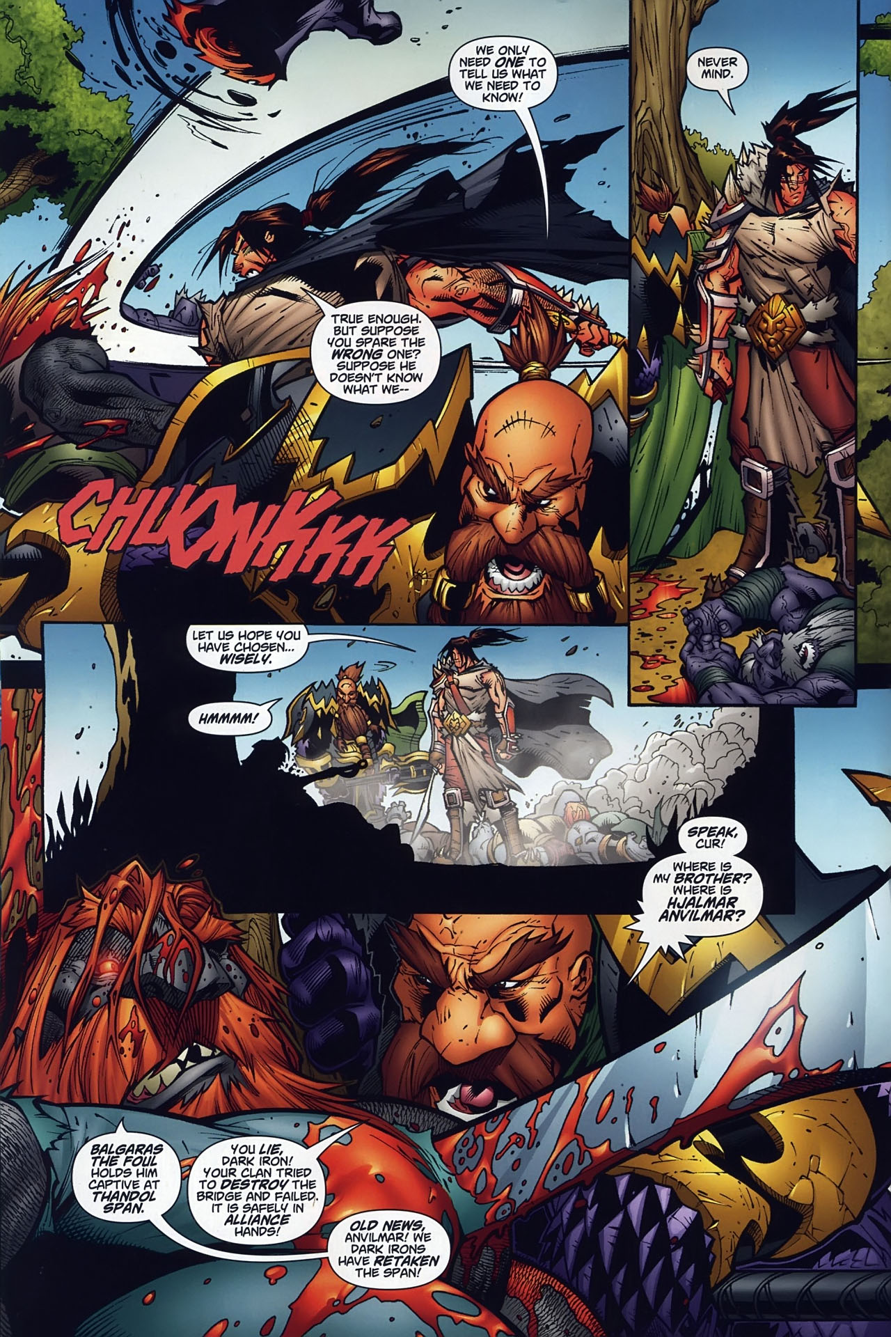 Read online World of Warcraft comic -  Issue #10 - 3