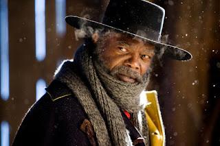 Samuel L Jackson est le commandant Marquis Warren dans Les 8 salopards de Quentin Tarantino