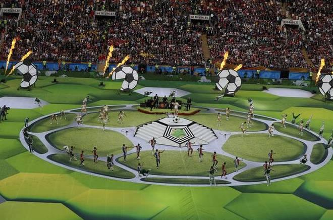 Football gala kicks off