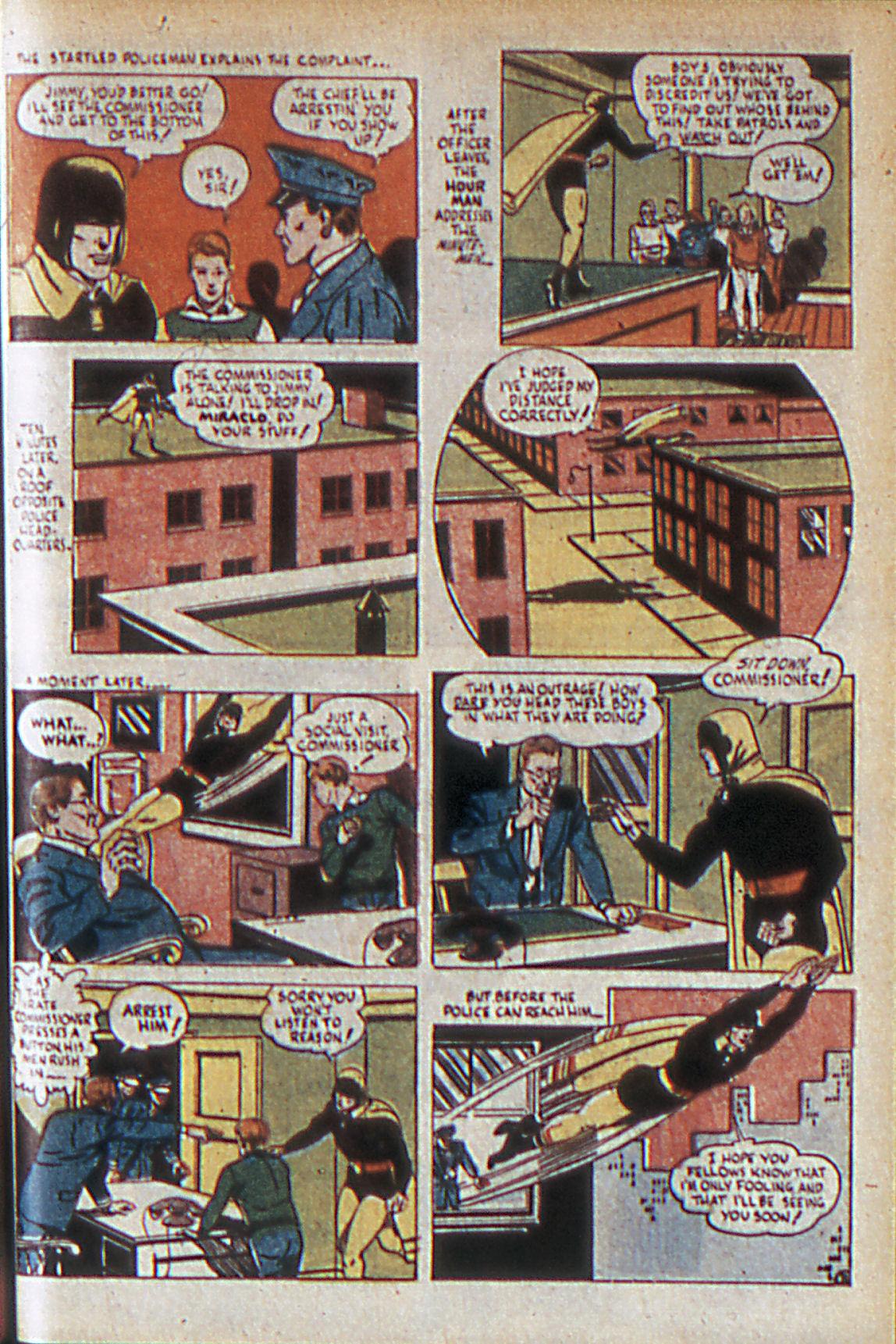 Read online Adventure Comics (1938) comic -  Issue #60 - 6