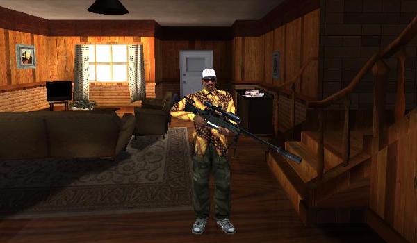 Save Game + Bonus 4 Save Game GTA San Andreas (Savegame ...