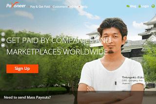 Payoneer Daftar Sistem & Alat Pembayaran Online Terpercaya