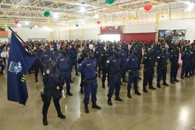 Reconhecimento às Guardas Civis Municipais de Goiás