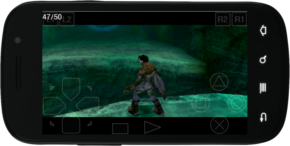 Legacy of Kain Soul Reaver Español | Android | Ps1