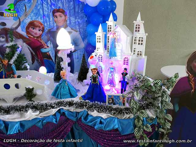 Festa infantil Frozen