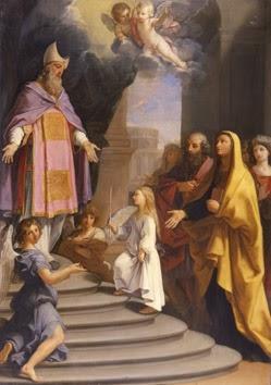 """Resultado de imagen de La Presentación de María Santísima"""""""