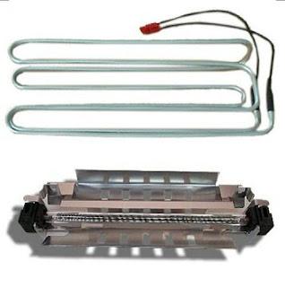 Beberapa Komponen Yang Terdapat Pada Kulkas 2 Pintu Beserta Fungsinya