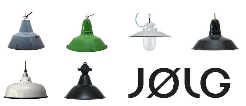Industrielampen von Jolg