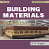 Download Building Materials by S.K. Duggal PDF