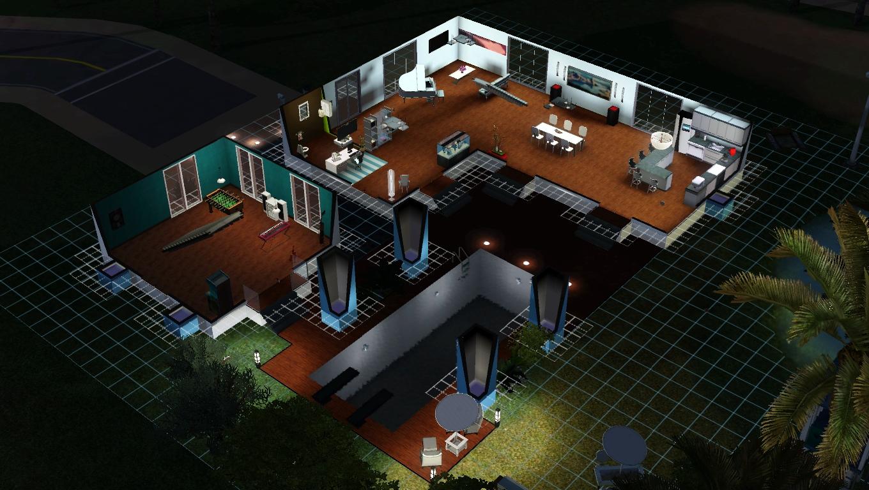 Maison De Sims 2013