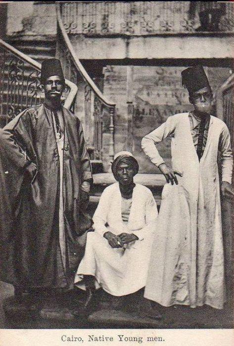 old egypt photographs on postcards vintage everyday